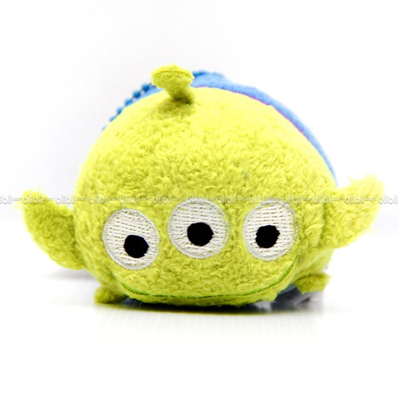 Disney Tsumtsum Mini Alien With Tags Boneka