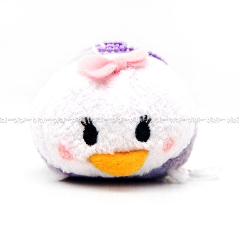 Disney Tsumtsum Mini Daisy Duck With Tags Boneka