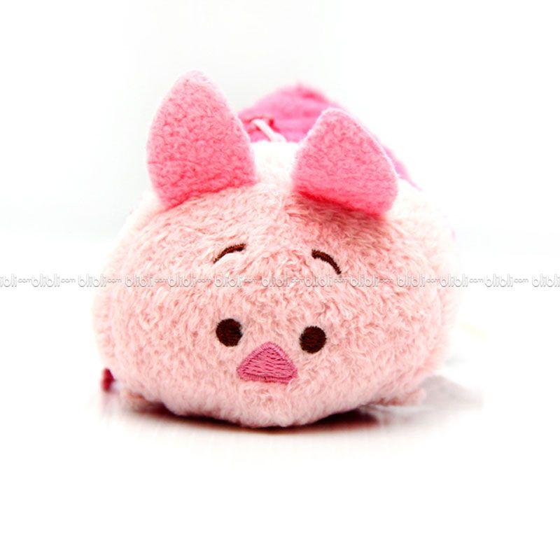 Disney Tsumtsum Mini Piglet With Tags Boneka