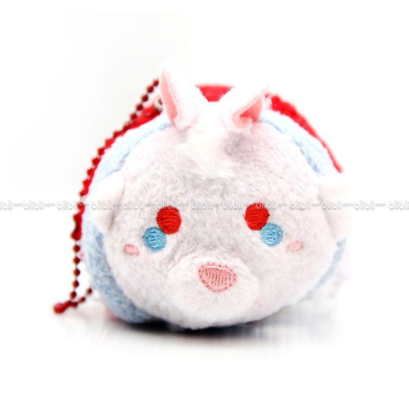 Disney Tsumtsum Mini White Rabbit With Tags Boneka