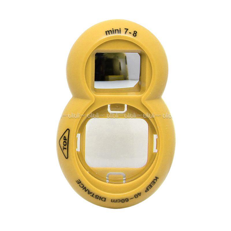 Fujifilm Kuning Selfie Mirror Lens Frame for Instax 7 or 8s