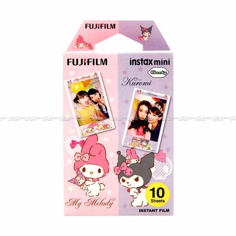 Fujifilm Refill Instax Mini Melody & Kuromi