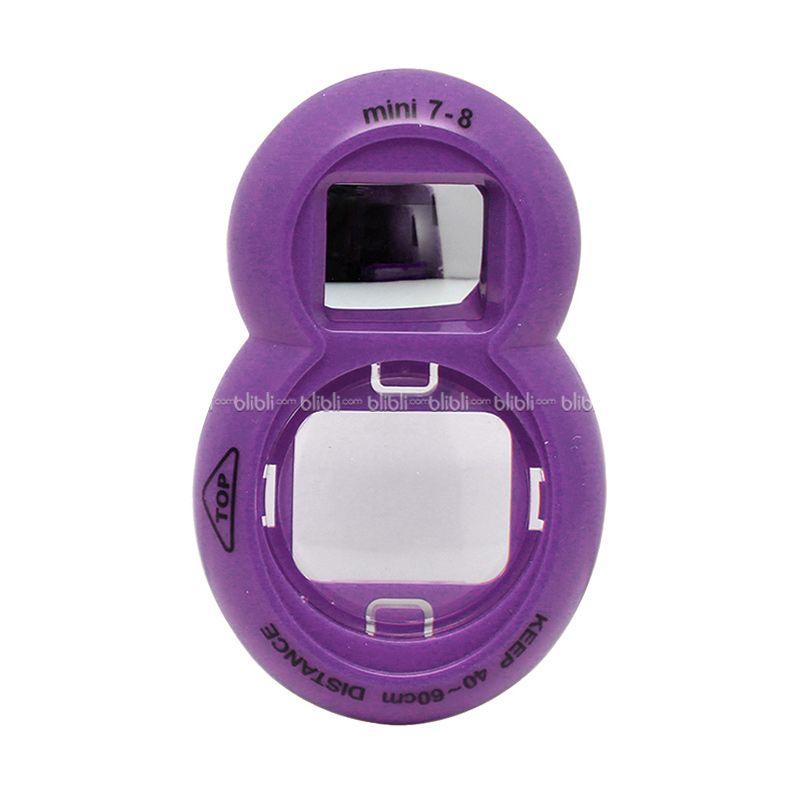 Fujifilm Ungu Selfie Mirror Lens Frame for Instax 7 or 8s