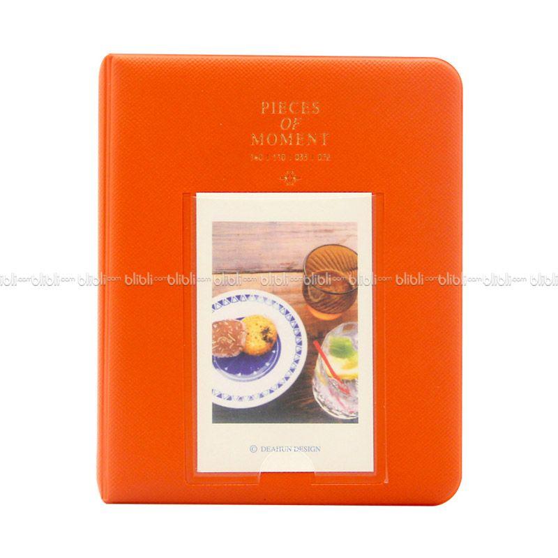 Iconic Pieces of Moment Orange Album Polaroid