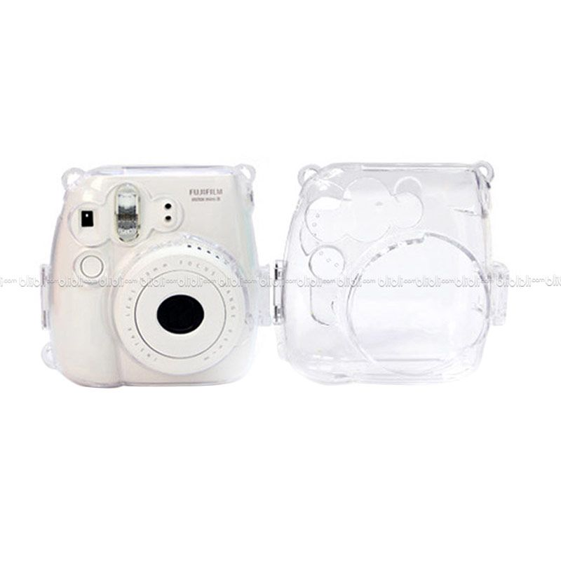 Instax Hardcase Fujifilm 8s Transparant