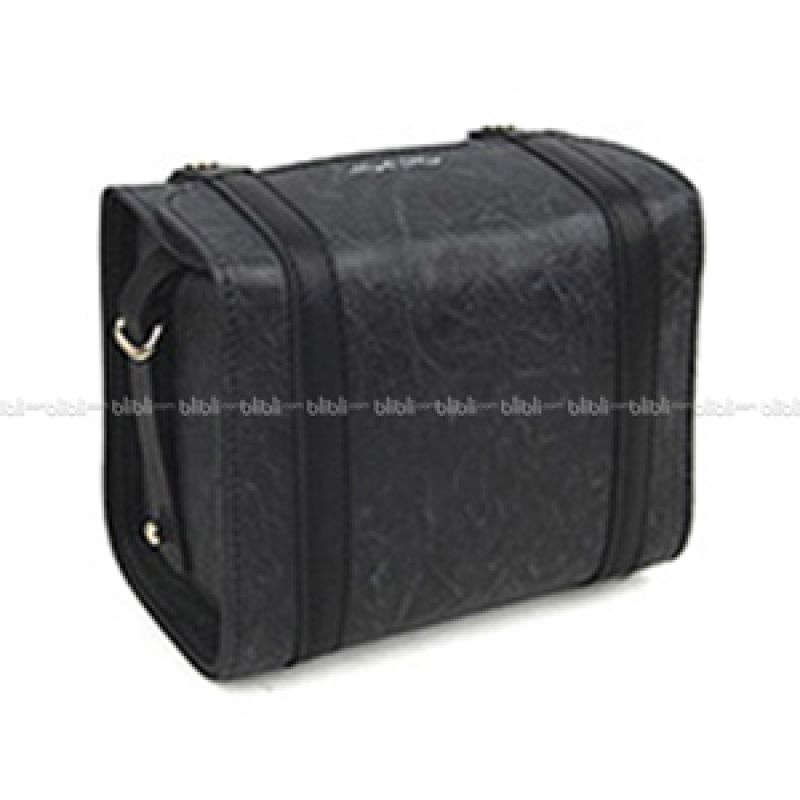 Instax Korea Stripe All in Bag Hitam