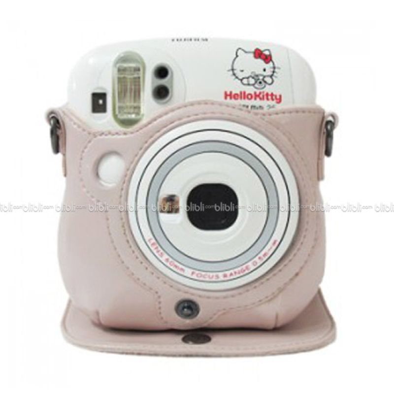 Instax Leather Bag 25s Pink