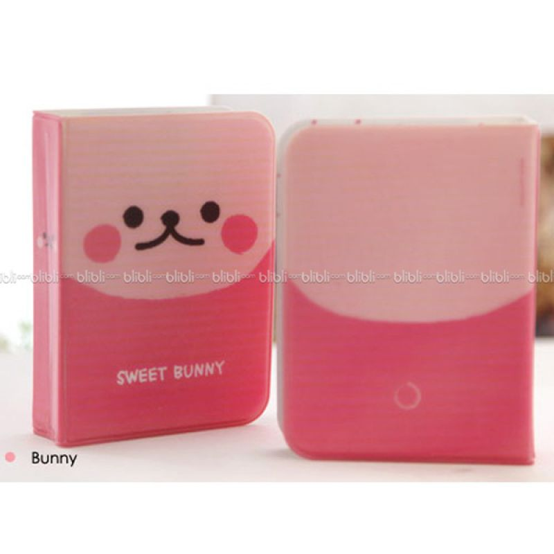 Kamera-Polaroid Animal Mini Album Sweet Bunny