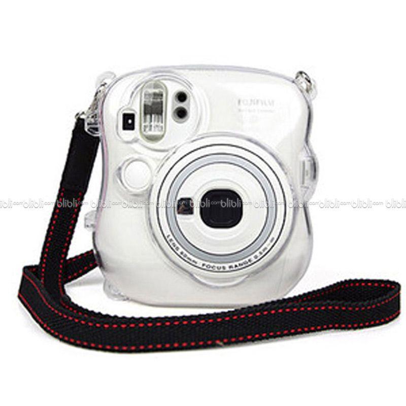 Kamera-Polaroid Hardcase Instax 25s Transparant