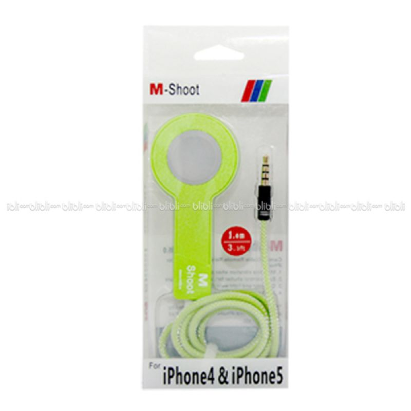 Tomsis Tombol Narsis for iPhone Green