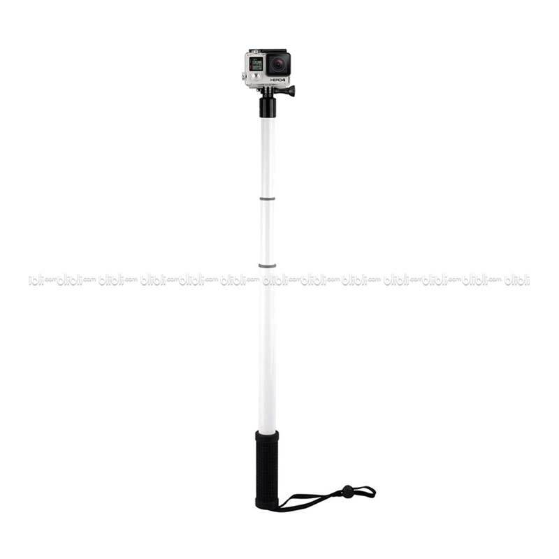 Tongsis Underwater GoPole Reach Killer White Monopod for Action Cam