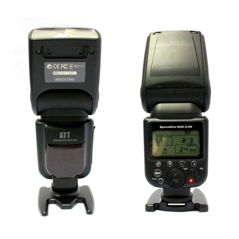 ATT Speedlite NEO-530 Flash Kamera