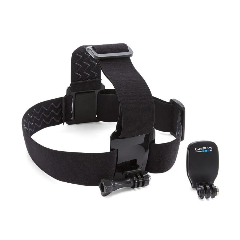 GoPro Headstrap & Quickclip