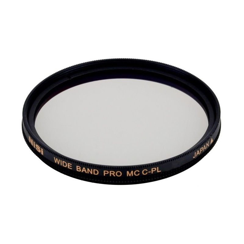 NiSi PRO MC CPL Filter 58mm