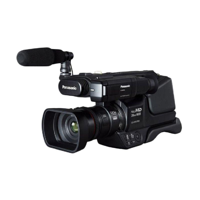 Panasonic HC-MDH2 Full HD Camcorder - 50x/21x Optical Zoom Wide angle 28mm (Garansi Resmi)