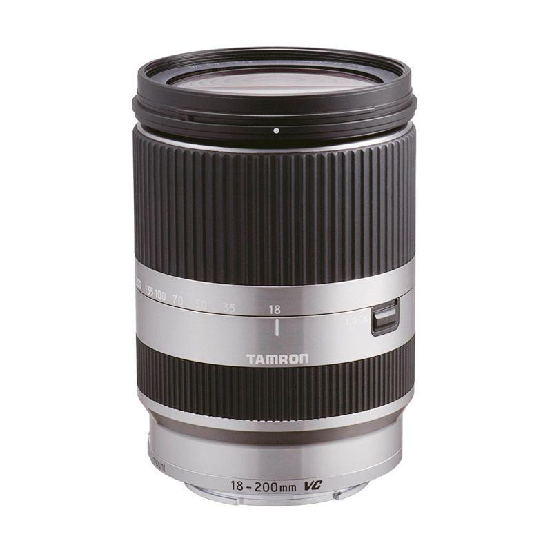 Tamron 18-200mm F/3.5-6.3 Di III VC Lensa Kamera For Sony