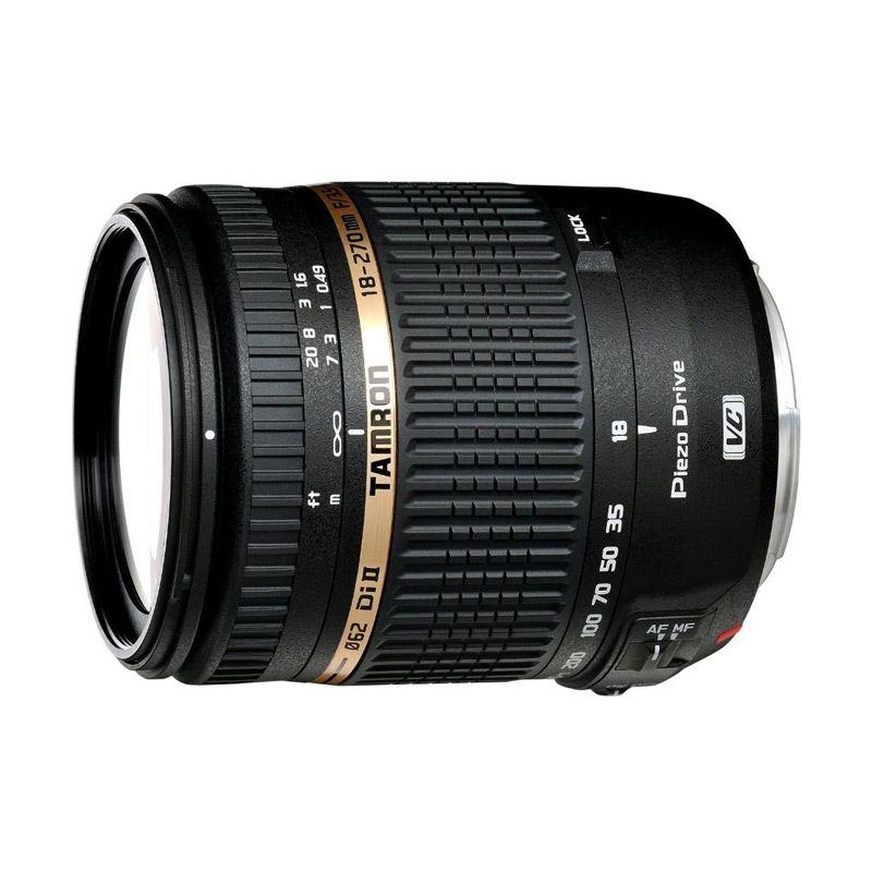 Tamron 18-270mm F/3.5-6.3 Di II VC PZD Lensa Kamera For Sony