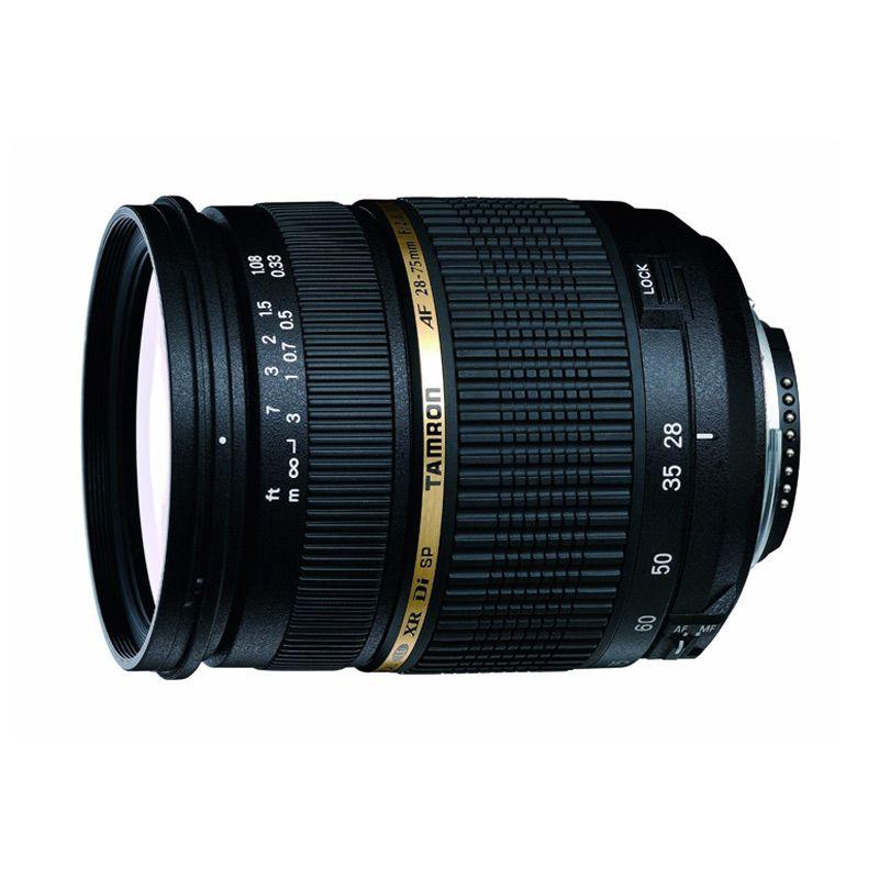 Tamron AF 28-75mm F/2.8 XR Di LD Aspherical (IF) Lensa Kamera For Nikon