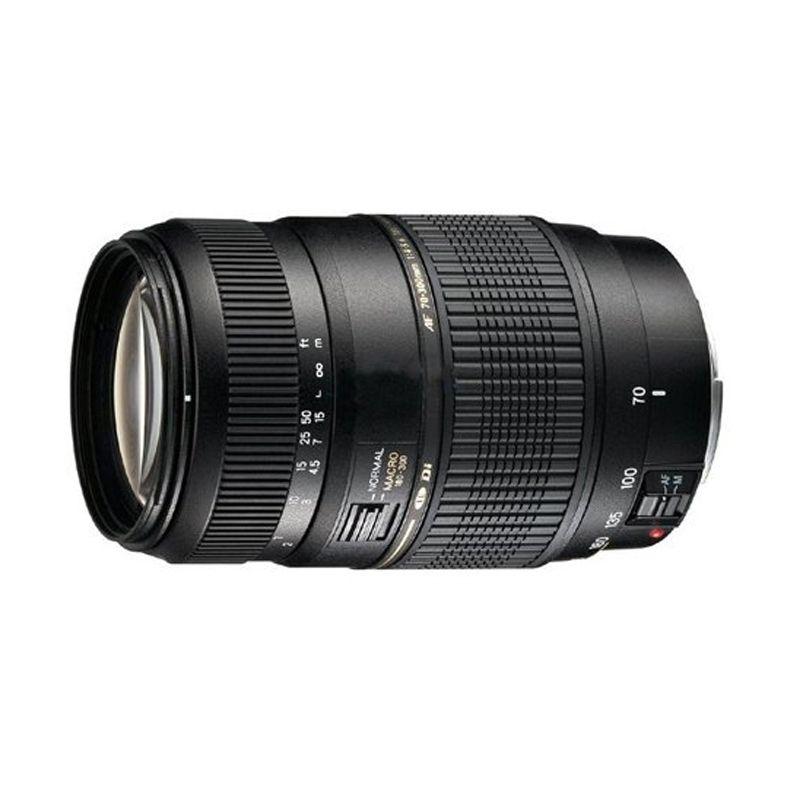 Tamron AF 70-300mm F/4-5.6 Di LD Macro Lensa Kamera For Canon
