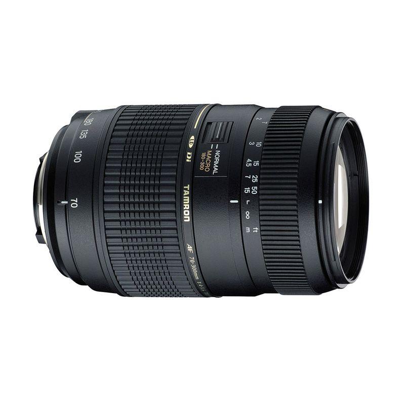 harga Tamron AF 70-300mm F/4-5.6 Di LD Macro Lensa Kamera for Nikon Blibli.com