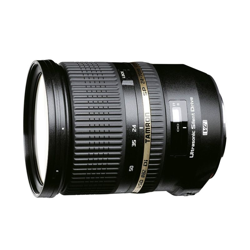 Tamron SP 24-70mm F/2.8 Di VC USD Lensa Kamera For Sony