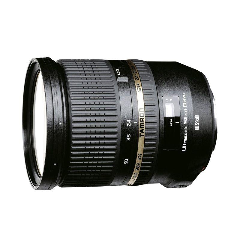 Tamron SP 24-70mm F/2.8 Di VC USD Lensa Kamera For Sony