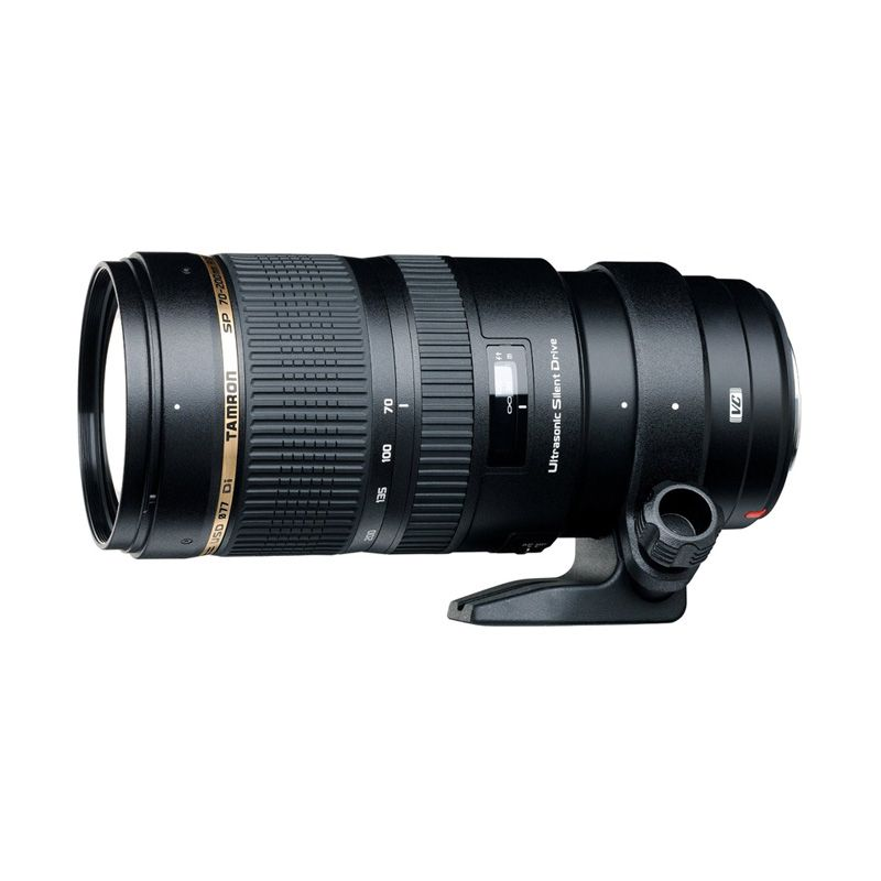 TAMRON SP 70-200mm F/2.8 Di VC USD Model: A009E for CANON with Lens Hood (Garansi Resmi Tamron 2 tahun Ana Photo)