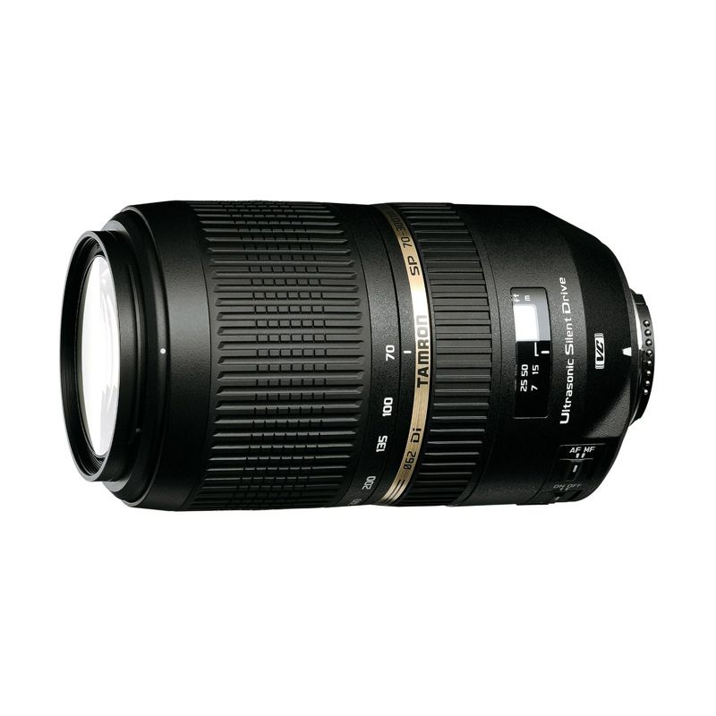 Tamron SP 70-300mm F/4-5.6 Di VC USD Lensa Kamera For Sony