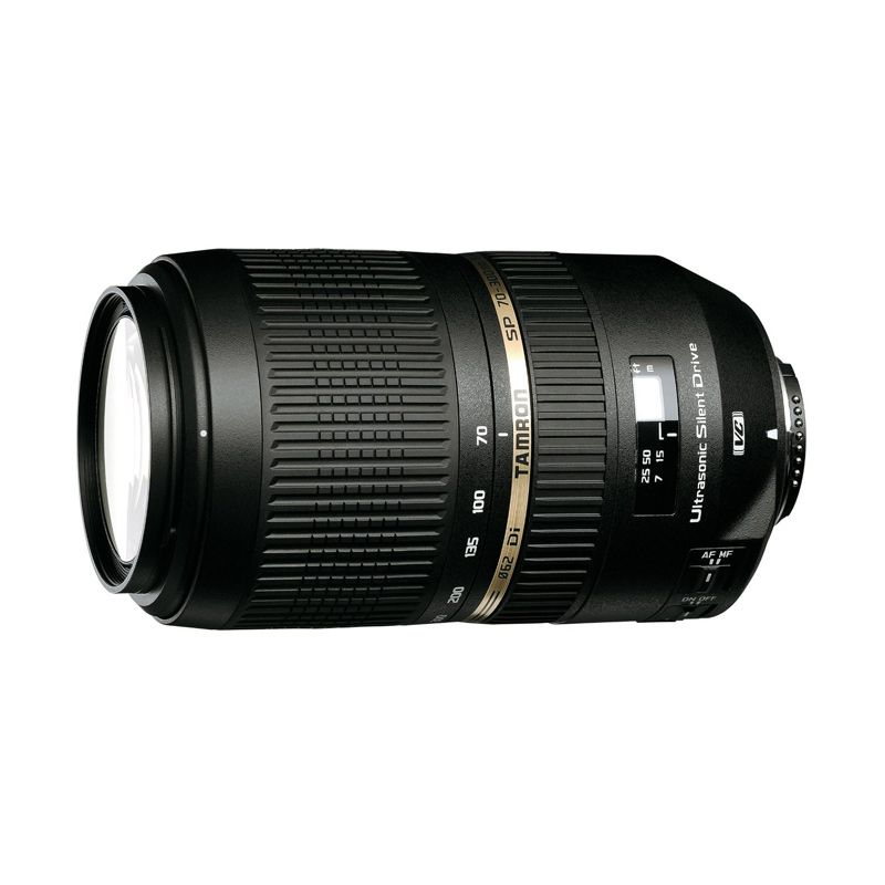 Tamron SP 70-300mm F/4-5.6 Di VC USD Lensa Kamera For Nikon