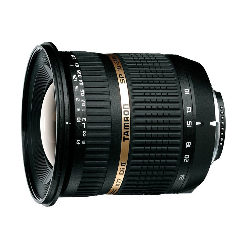 Tamron SP AF 10-24mm F/3.5-4.5 Di II LD Aspherical (IF) Lensa Kamera For Sony