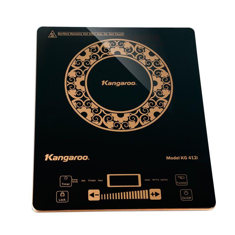 Kangaroo KG412i Kompor Induksi Extra diskon 7% setiap hari Extra diskon 5% setiap hari Citibank – lebih hemat 10%