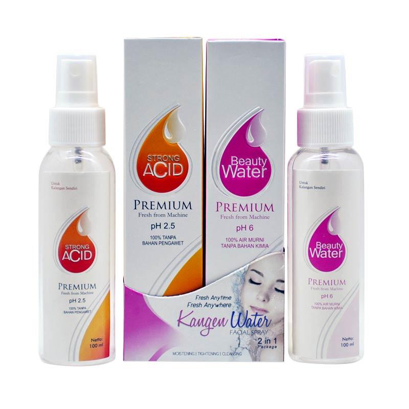 harga Kangen Water Paket Beauty Water & Strong Acidic Water Blibli.com