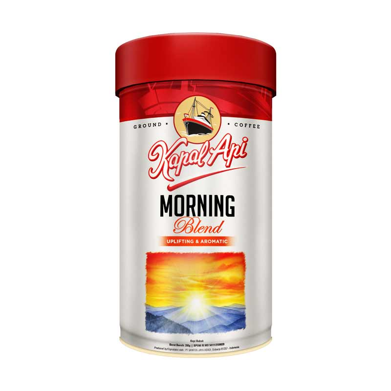 Kapal Api Morning Blend Coffee [200 g]