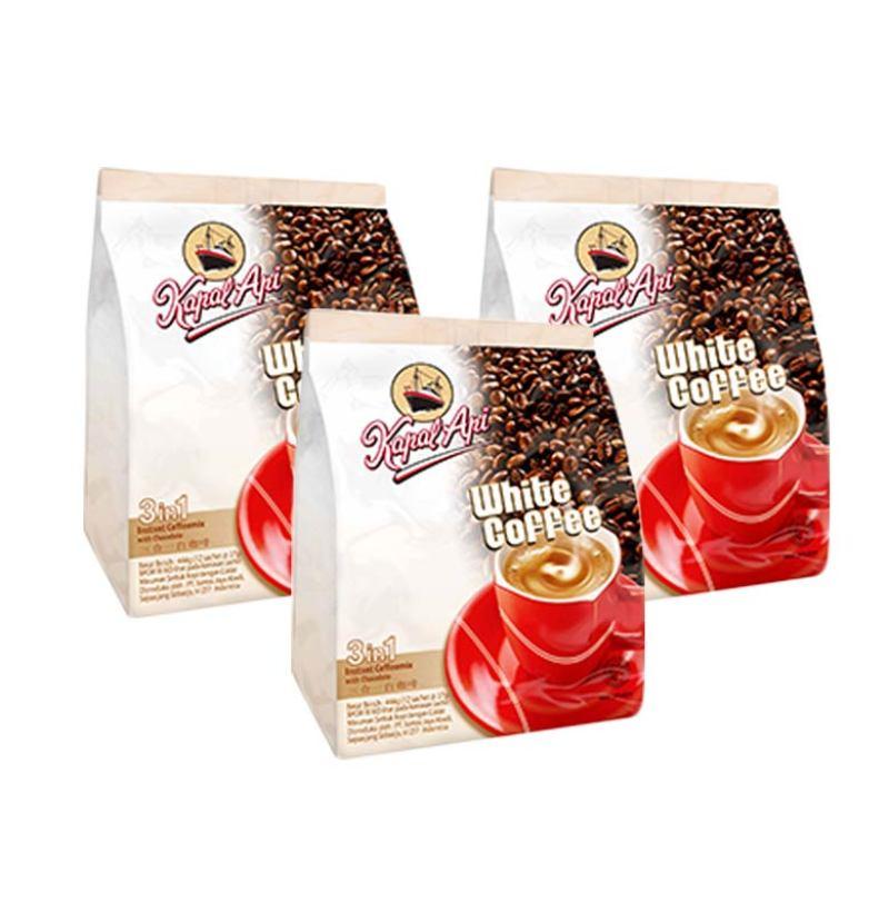 Kapal Api White Coffee Bag (12 sachet 37gram)  Pack of 3  9ae0368d17