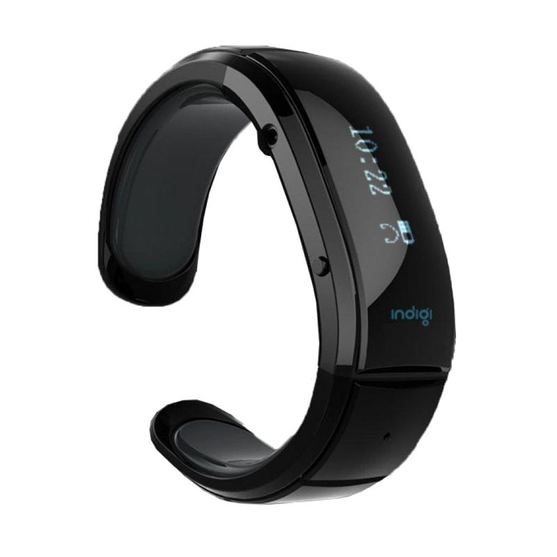 I-ONe Hitam Smartwatch for Android and iOS