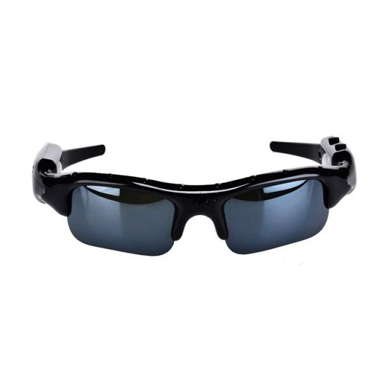 I-One Hitam Sunglasses Camera