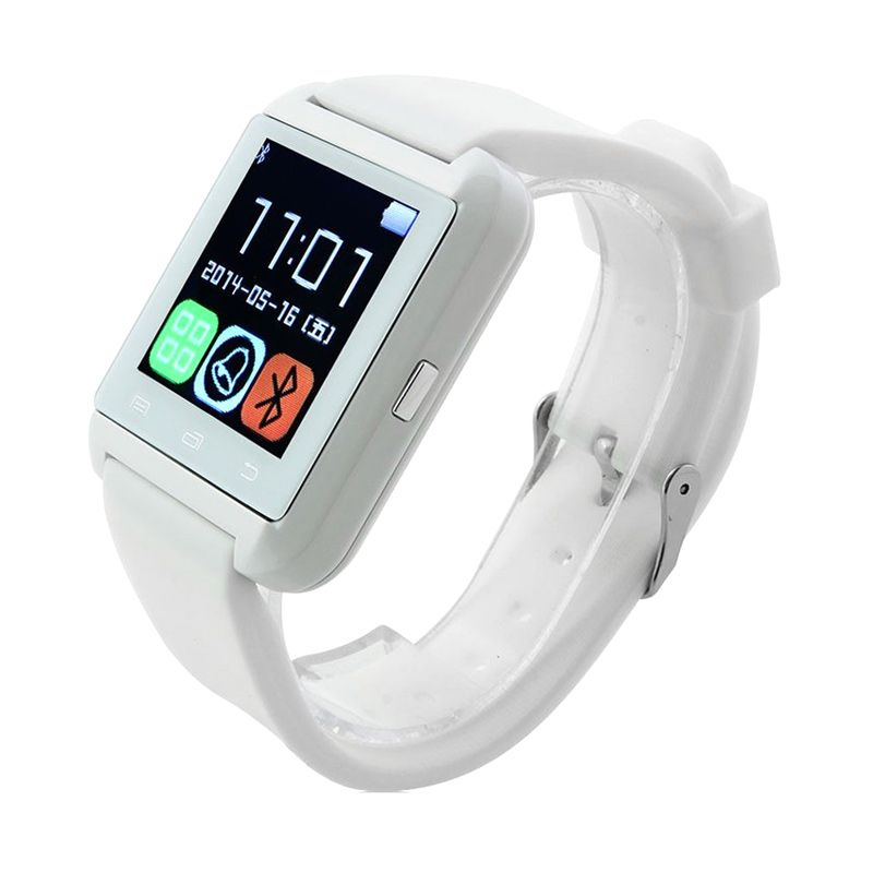 I-ONe U8 Putih Smartwatch for Android and iOS