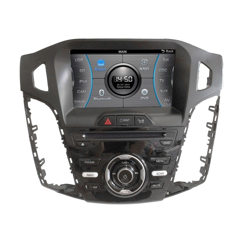 Caska Audio Mobil for Ford Focus