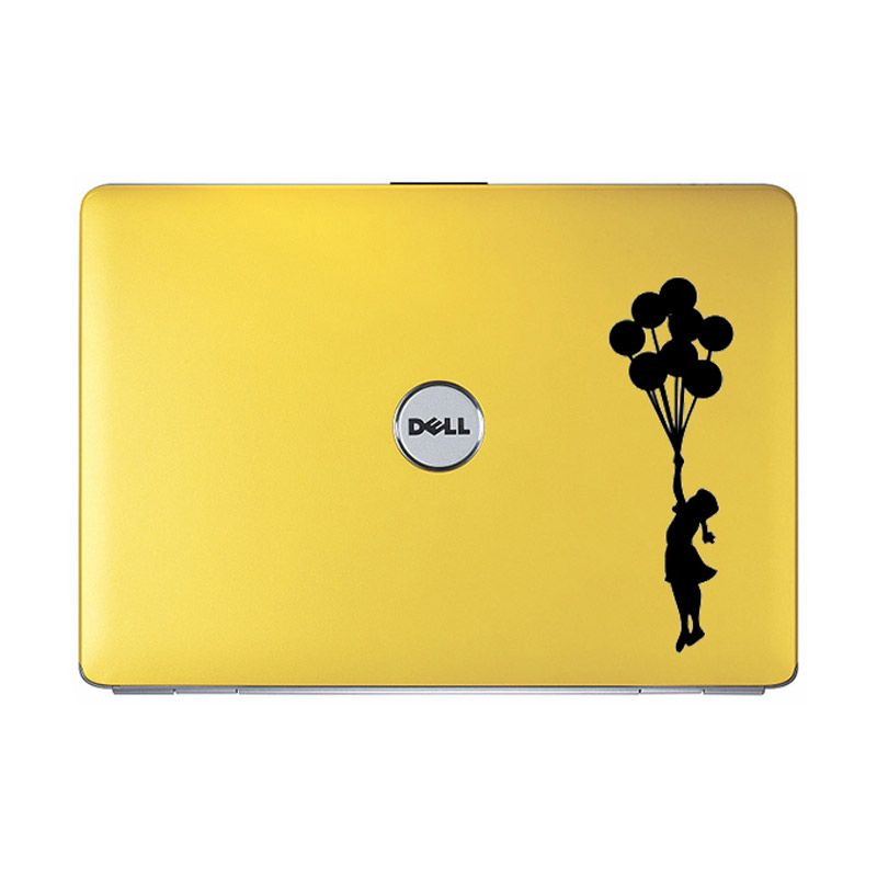 KATZEdecal Carried Away Laptop Black