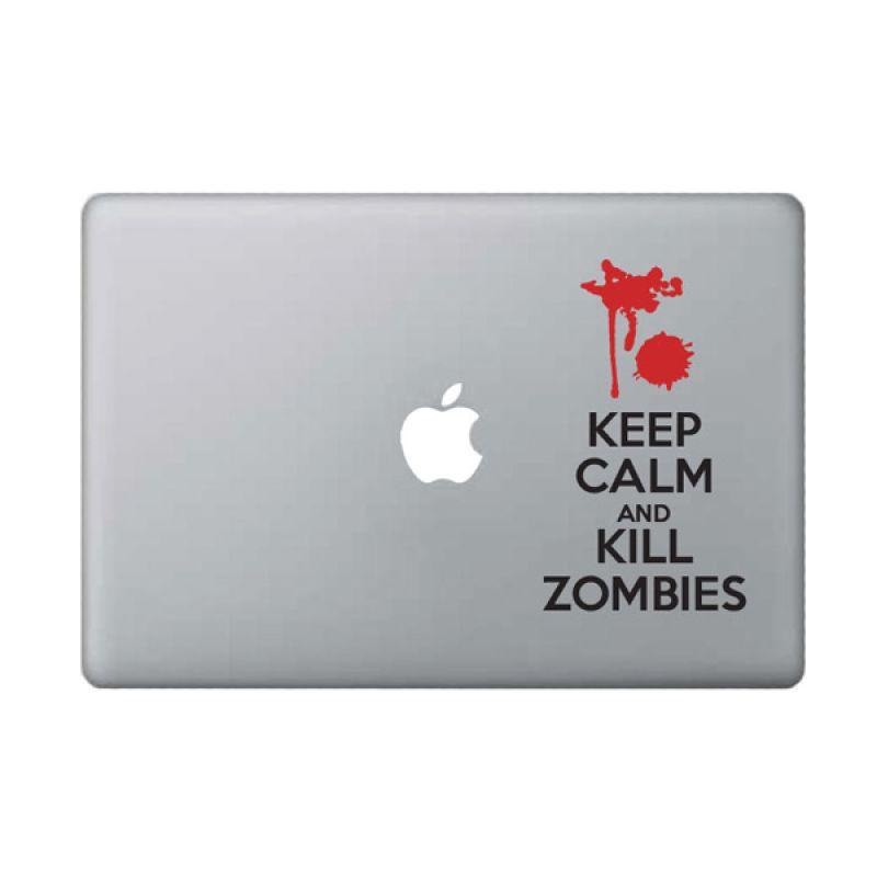 KATZEdecal Kill Zombies Black