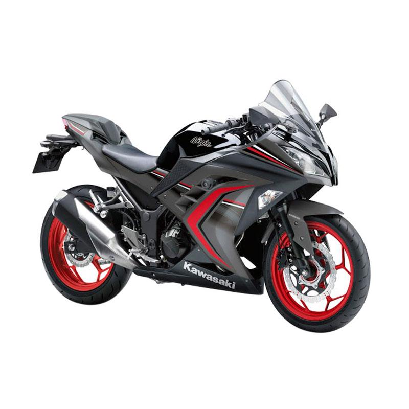 harga Kawasaki Ninja 250 ABS LTD Sepeda Motor - Abu-abu Blibli.com