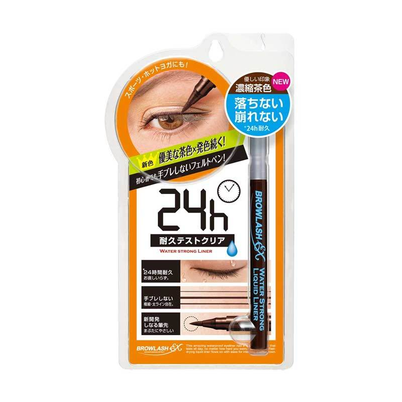 Browlash Ex Water Strong Liner Deep Brown BCL