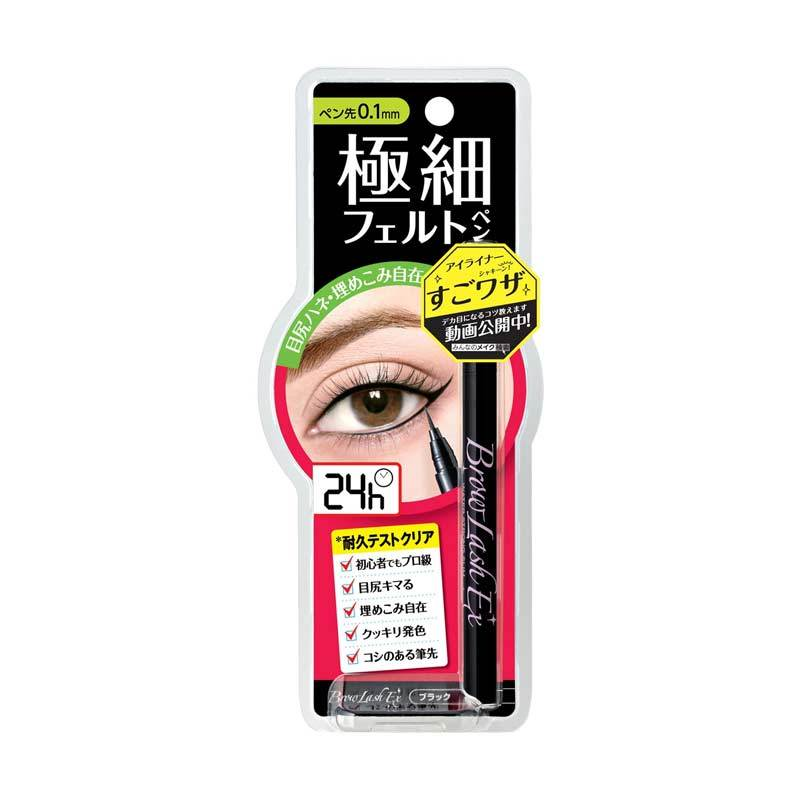 Browlash Ex Water Strong Liner Slim Black BCL