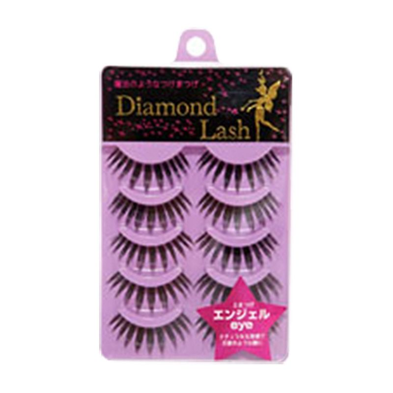Diamond Lash Angel Eye Diamond Glamorous Series DL51153 Black Eyelashes