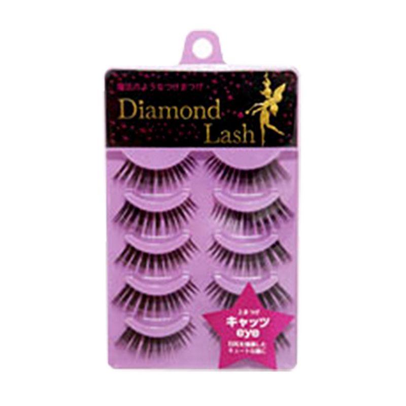 Diamond Lash Cat Eye Series DL51152 Black Eyelashes