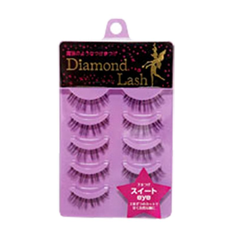 Diamond Lash DL51154 Black Eyelashes