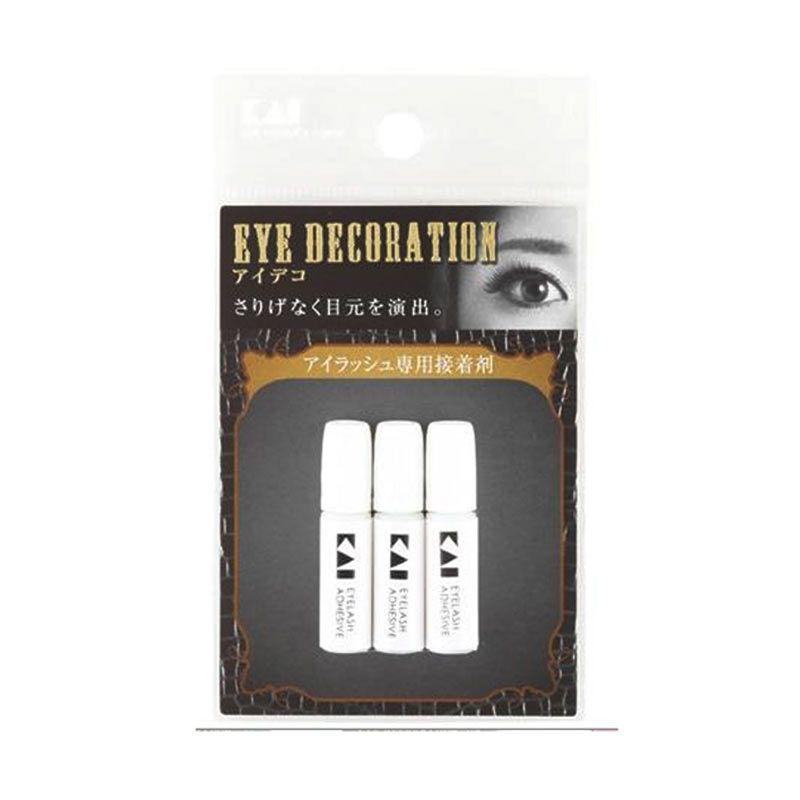 harga KAI 3-Pack Eyelash Clear Glue HC-1516 Blibli.com