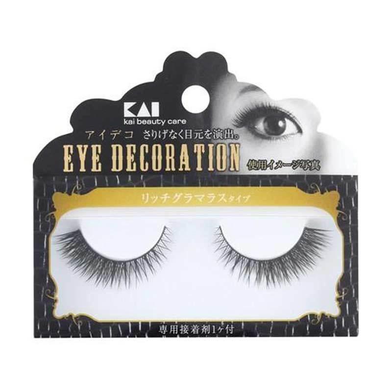 KAI Eyelashes Decorative HC-1508 Rich And Gorgeous