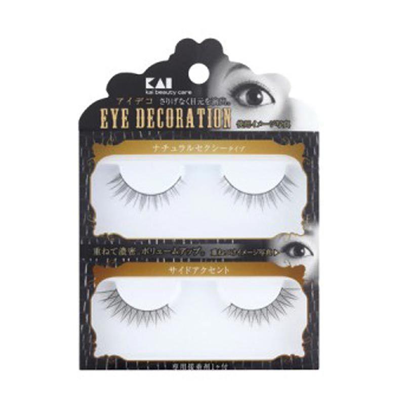 KAI Eyelashes Decorative HC-1515 Sexy