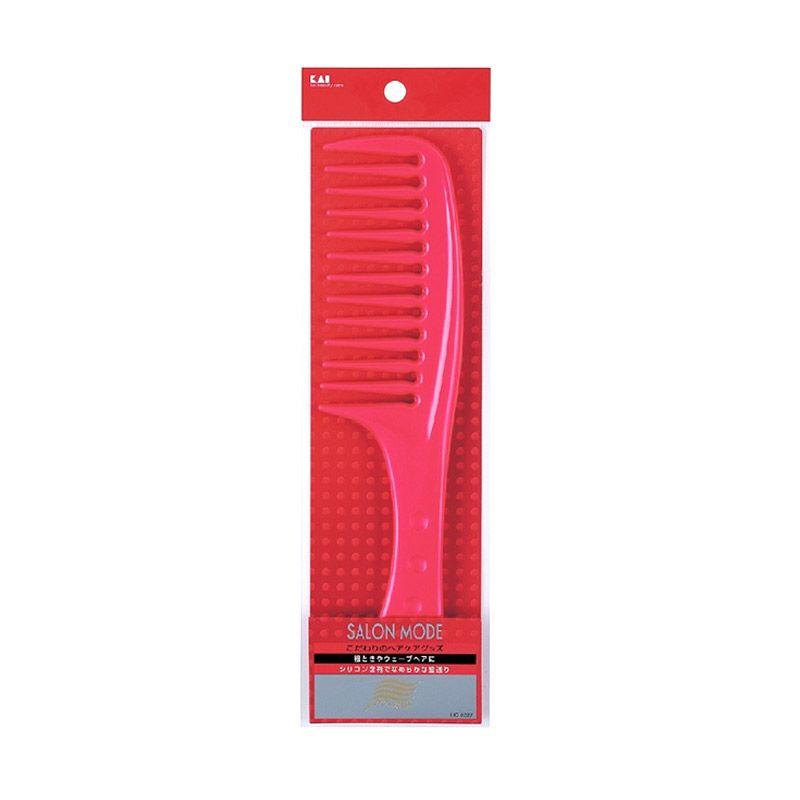 Kai Salon Pink HC-0327 Comb